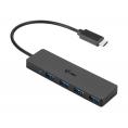 HUB I-TEC USB-C 4 Puertos USB 3.0