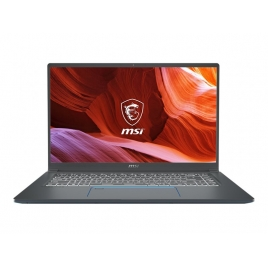 "Portatil Msi Prestige 15-060XES CI7 10710U 16GB 1TB SSD GTX 1650 MAX Q 4GB 15.6"" FHD Freedos Grey"