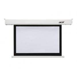 Pantalla Mural Electrica Acer 100' 215X134CM White
