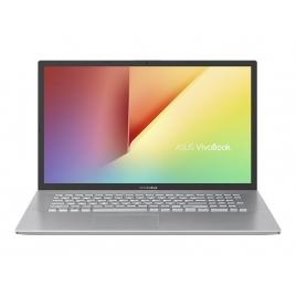 """Portatil Asus Vivobook X712FB-BX456T CI5 10210U 8GB 512GB SSD MX110 2GB 17.3"""" HD W10 Grey"""