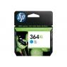 Cartucho HP 364XL Cyan Photosmart C5380/C6380/D5460/Pro B8550