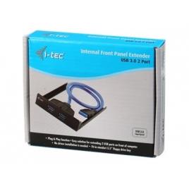 Panel Frontal I-TEC 2P USB 3.0