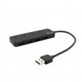 HUB I-TEC USB 3.0 4 Puertos USB 3.0 On/Off