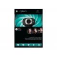 Webcam Logitech C615 FHD Black