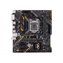 Placa Base Asus Intel TUF B360M-E Gaming 1151 Matx Grafica DDR4 Glan USB 3.1