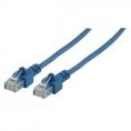 Cable Kablex red RJ45 CAT 5 10M Blue