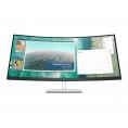 "Monitor HP 34"" Wqhd E344C Curvo 3440X1440 16MS HDMI DP USB Reg Silver"