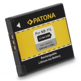 Bateria Camara Digital Compatible Canon NB-11L 600MAH