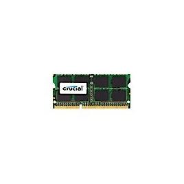 Modulo DDR3 4GB BUS 1600 Crucial Sodimm para MAC