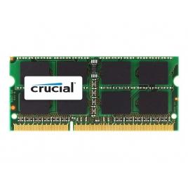 Modulo DDR3 4GB BUS 1066 Crucial Sodimm para MAC