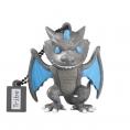 Memoria USB Silver HT 16GB Juego de Tronos ICE Dragon