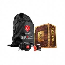 Pack Auricular Msi Loot BOX Gf65/Gf75