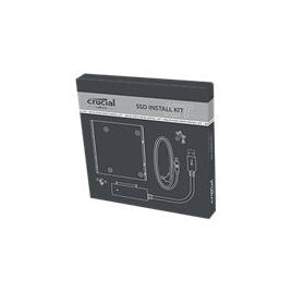 "KIT Montaje Crucial para Disco Duro SSD 2.5"" a 3.5"""