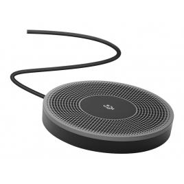 Microfono Logitech para Meetup Grey/Black
