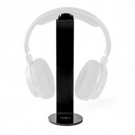 Soporte Auricular Nedis 250CM Black