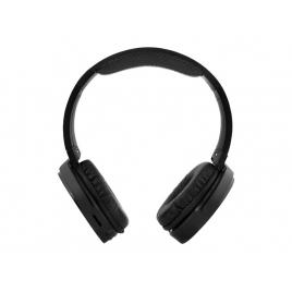 Auricular + MIC Coolbox Coolmetal Micro SD Bluetooth Black