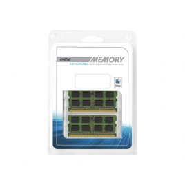 Modulo DDR3 16GB BUS 1600 Crucial Sodimm KIT 2X8GB
