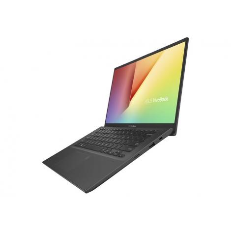 """Portatil Asus Vivobook S412FJ-EB021T CI5 8265U 8GB 256GB SSD MX230 2GB 14"""" FHD W10 Grey"""