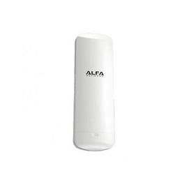 Punto de Acceso Alfa Network N2 Exterior 2.4GHZ Antena Dual Polarity 800MW