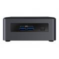 Barebone Intel NUC CI5 7300U Graphics 620 7.1 Glan WIFI Black
