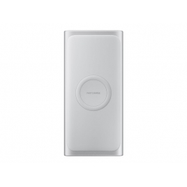 Bateria Externa Universal Samsung Wireless 10.000MAH USB-C Silver