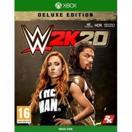 Juego Xbox ONE WWE 2K20 Edicion Deluxe