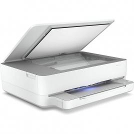 Impresora HP Multifuncion Envy 6020 10PPM USB WIFI White