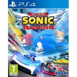 Juego PS4 Team Sonic Racing