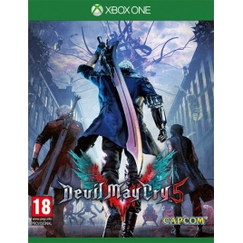 Juego Xbox ONE Devil MAY CRY 5