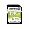 Memoria SD Kingston 128GB Class 10 UHS-I U3
