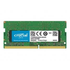 Modulo DDR4 8GB BUS 3200 Crucial Sodimm