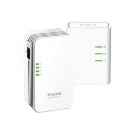 Adaptador PLC D-LINK WIFI DHP-W311AV Powerline KIT 2U