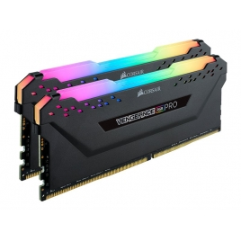 DDR4 32GB BUS 3200 Corsair Vengeance RGB PRO Black KIT 2X16GB
