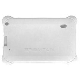 "Funda Tablet Brigmton 9"" Silicona White para BTPC-910"