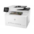 Impresora HP Multifuncion Laser Color PRO MFP M281fdn 21PPM USB FAX Duplex LAN