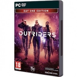 Juego PC Outriders DAY ONE Edition