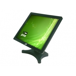 "Monitor Tactil 10POS LCD 19"" TS-19V 1280X1024 VGA USB Black"