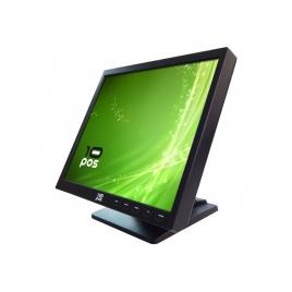 """Monitor Tactil 10POS TFT 17"""" TS-17 1280X960 VGA Black"""