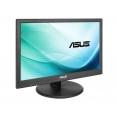 """Monitor Tactil Asus 15.6"""" LED VT168N 1366X768 10MS VGA DVI-D Black"""
