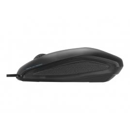 Mouse Cherry Gentix Corded Optical Black USB