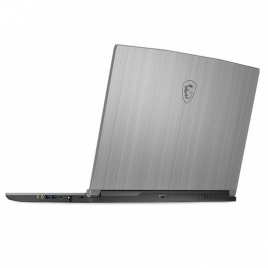 "Portatil Msi WF65-468ES CI7 10750H 32GB 1TB SSD Quadro T1000 4GB 15.6"" FHD W10P Grey"
