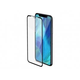 Protector de Pantalla Celly Cristal Templado 3D Black para iPhone XS MAX