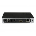 Puerto Replicador USB 3.0 Startech RJ45 + HDMI + USB