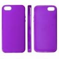 Funda Movil Back Cover HT Matt Violet para iPhone 5/5S