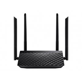 Router Wireless Asus RT-AC1200 V.2 4P RJ45 + 1P RJ45