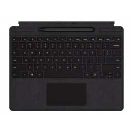 Teclado Microsoft Surface PRO X Signature Keyboard + Slim PEN Black