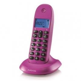 Telefono Inalambrico Motorola C1001 Purple