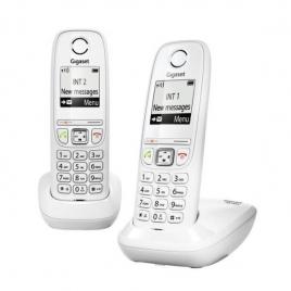 Telefono Inalambrico Siemens Gigaset AS405 DUO Manos Libres White
