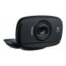 Webcam Logitech HD C525 Black