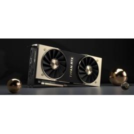 Tarjeta Grafica PCIE Nvidia Titan RTX 24GB DDR6 3XDP HDMI USB-C